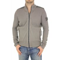 American People - Gilet homme Poster gris