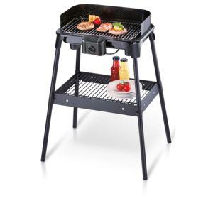 severin barbecue electrique sur pieds 2500w pg2792. Black Bedroom Furniture Sets. Home Design Ideas