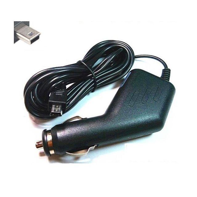 power direct chargeur voiture pour gps mio avec l 39 embout. Black Bedroom Furniture Sets. Home Design Ideas