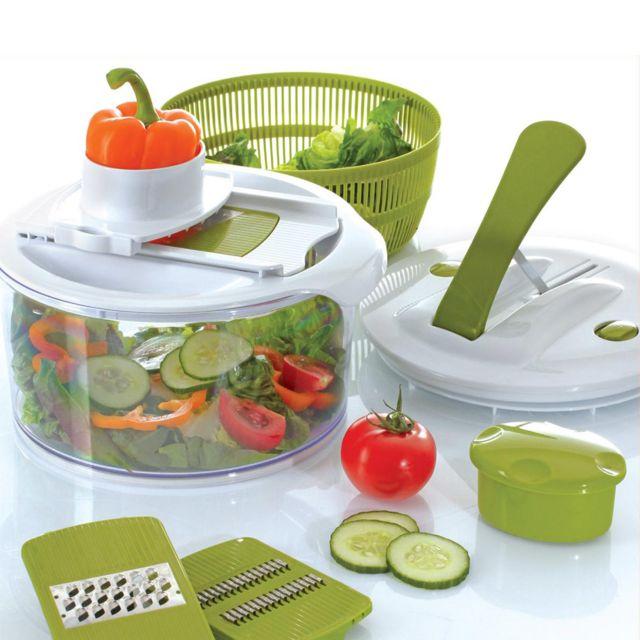 Secret De Gourmet - Essoreuse à salade multifonction