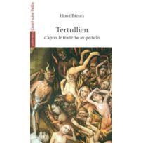 Avant-scene Theatre - Tertullien d'après le traité Sur les spectacles
