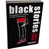 Kikigagne? - Jeux de société - Black Stories - Sexe et Crime