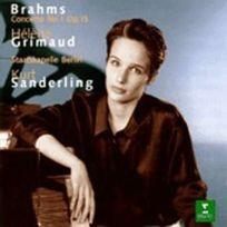 Erato - Brahms - Concerto Pour Piano N°1 - Cd