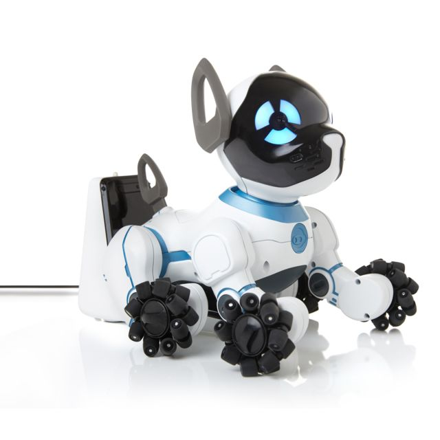 WOWWEE - Robot CHIP - Chien connecté - Blanc