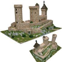 Aedes - Maquette en céramique : Château de Foix, France