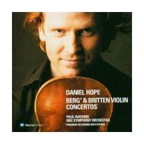 Warner Classics - Berg - Concerto pour violon