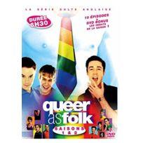 Hk Editions - Queer As Folk - Saisons 1 Et 2 7 Dvd