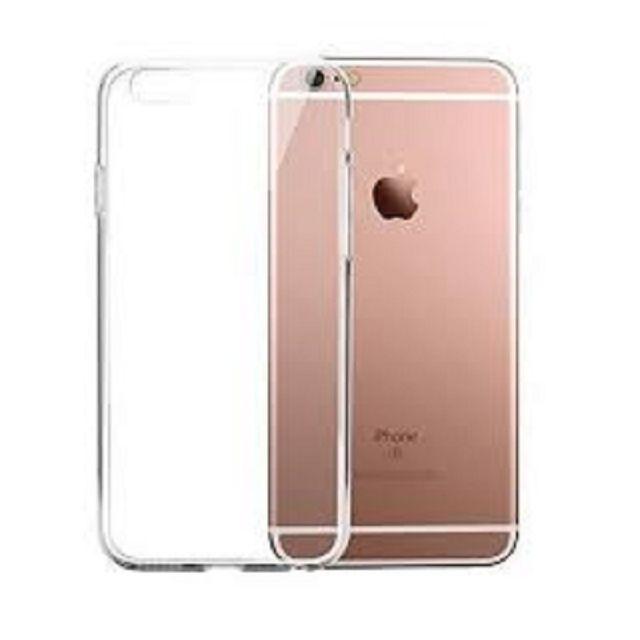 transparent gel souple tpu silicone coque pour apple iphone 7