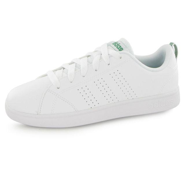 1ceb4a5a45203 Adidas - Baskets Advantage Clean - pas cher Achat   Vente Baskets ...