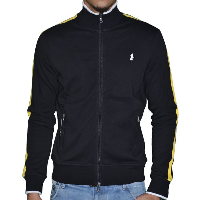 90965f871ab4b Polo Ralph Lauren - Ralph Lauren - Veste Zippée - Slim Fit - Homme - Ls