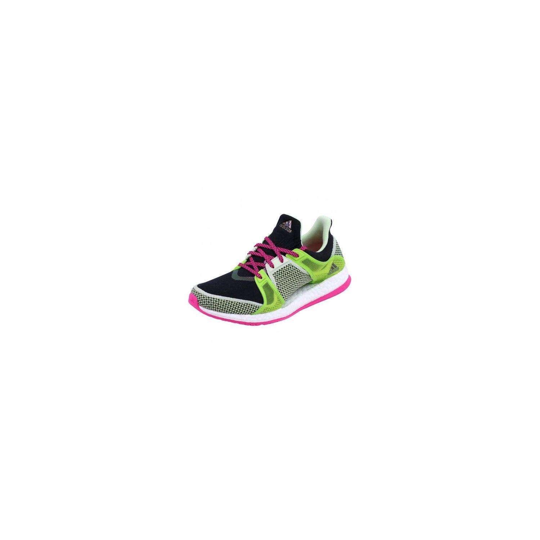 Femme X Vert Chaussures Running Boost Originals Pure Adidas qRatY