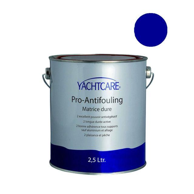 yachtcare peinture pro antifouling bleu fonc 2 5l pas cher achat vente peinture. Black Bedroom Furniture Sets. Home Design Ideas