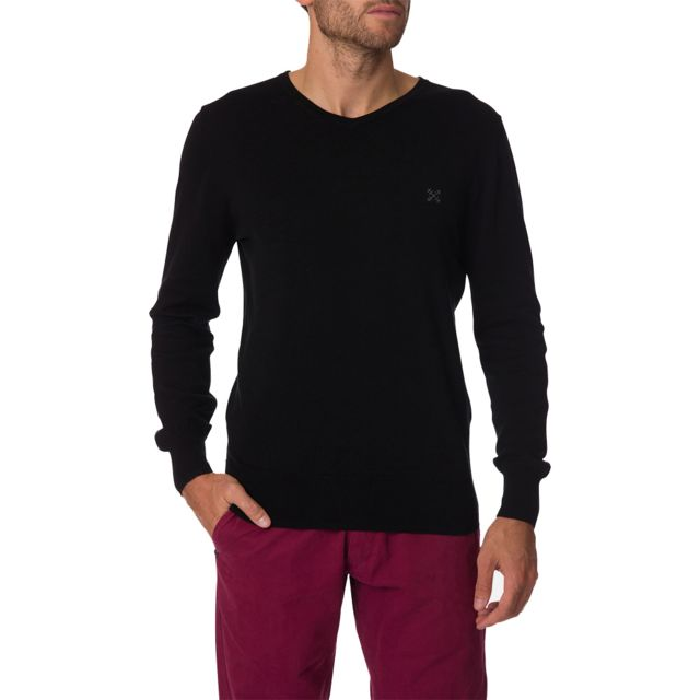 4697599bc7b Oxbow - Pull Jomala - pas cher Achat   Vente Pull homme - RueDuCommerce