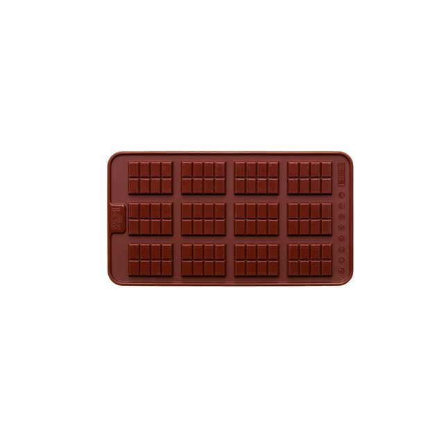 Moule chocolat mini-tablette