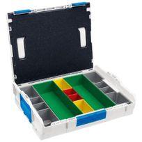 L-boxx - Sortimo International 121015573 Sortimo 102 Coffre De Rangement Avec Compartiments G3