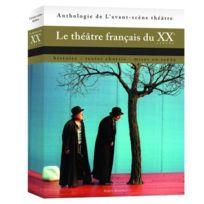 Avant-scene Theatre - Le théâtre français du Xx siècle