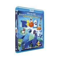 20th Century Fox - Rio 2 Combo Blu-ray 3D + Blu-ray + Dvd