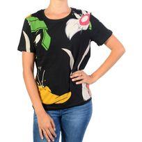 Eleven Paris - Tee Shirt Cloony W Olclo Print