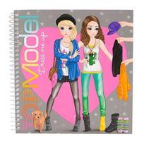 Top Model - Topmodel Dress Me Upstickerbook