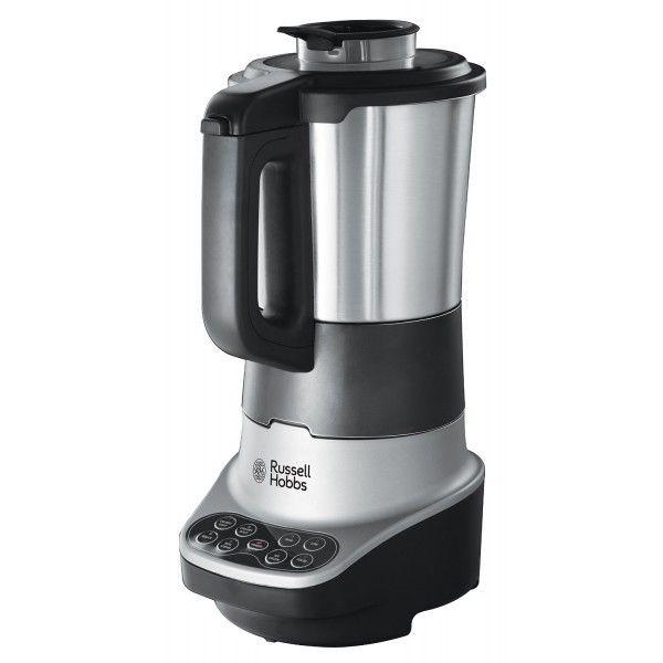 Blender Chauffant Pour Soupe #12: Russell Hobbs - Blender Chauffant 2 En 1 Soup U0026 Blend 21480-56