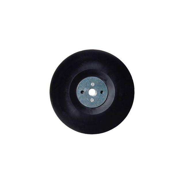 Plateau de support ABS rigide pour utilisation avec disques de ponçage en  fibres et disques abrasifs semi-flexibles. Compatible avec meuleuses  d angle et ... 48c55175e554
