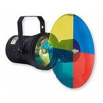Showtec - Par 36 + Changeur de couleur