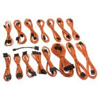 CableMod - Kit de câbles gainés E-Series G2 / P2 - ORANGE