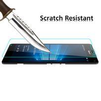 Cabling - Microsoft Lumia 950 Xl - Protecteur d'écran en verre trempé résistant aux rayures / Film transparent et ultra résistant / Tempered Glass Screen Protector 9H dureté