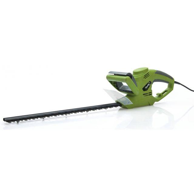 Itools Taille haie électrique 550W -tools lame 51cm de longueur - écart dents 18mm