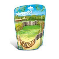 Playmobil - City Life - Enclos pour animaux du zoo
