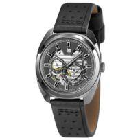 65975626d5 Lip - Général de Gaulle39 Black Automatique Saphir Automatique bracelet  Noir-671364