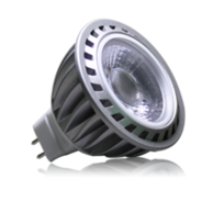 Led 4G - Spot Led Mr16 12V, Cob Epistar 5W Blanc Froid - Destockage