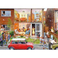 Gibsons - Puzzle 1000 pièces : Nostalgie : Notre maison dans les années 1960