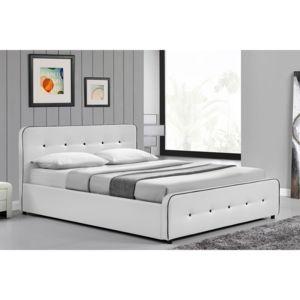 concept usine lit london 140x190cm structure de lit. Black Bedroom Furniture Sets. Home Design Ideas