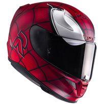 Hjc - casque moto intégral Fibre Rpha 11 Racing Marvel Spiderman Mc-1SF 2XL