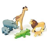 Le Toy Van - Animaux de la Savane 6 pièces