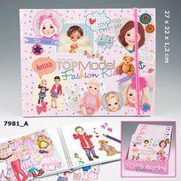 Kontiki - Create Your Kids Fashion Book - 47981A