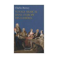 Flammarion - Voyage musical dans l'Europe des Lumières