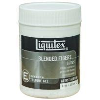 Liquitex - Professional Pot D'ADDITIF Gel De Texture Effet Fibres MÉLANGÉES 237 Ml