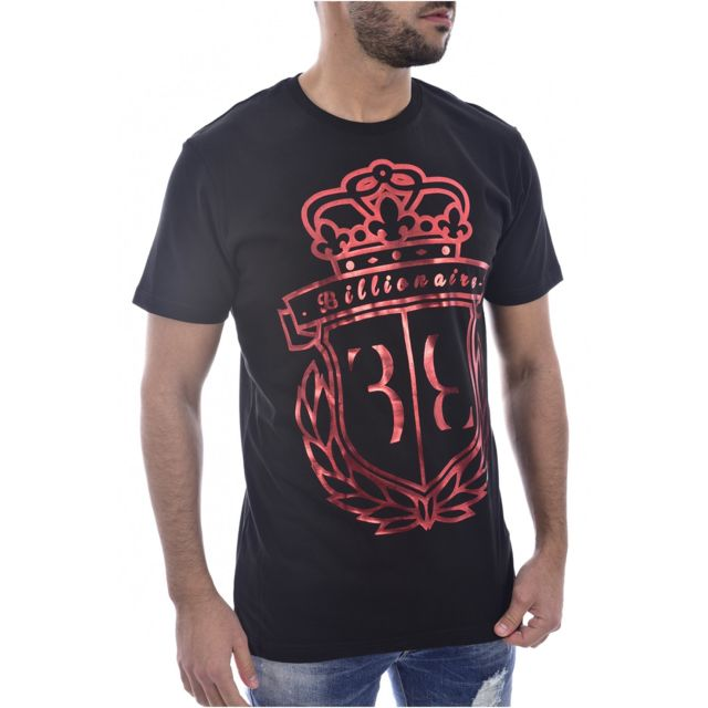 Tee Shirt Logo Mtk0450 - Billionaire