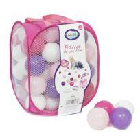 Ludi - Balles pour aires de jeux à balles : Roses