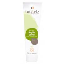 Argiletz - Masque argile verte, Peaux grasses, 100 ml
