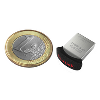 SANDISK - Clé USB Ultra Fit USB 3.0 Flash Drive 64 Go