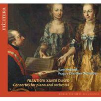 Etcetera - Frantisek Dussek - Concertos pour piano en ré majeur