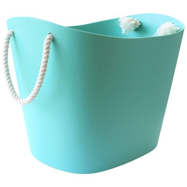 6eddf623b82712 Hachiman - Panier Vessel Balcolore 38L - Turquoise - pas cher Achat ...