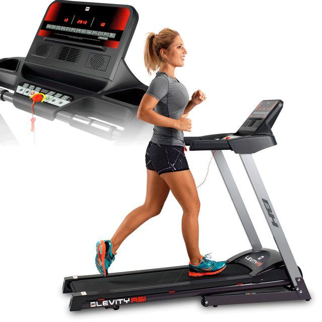 BH Fitness - Tapis de Course 16km/h. Inclinaison manuelle. Levity Rs1 G6140RF