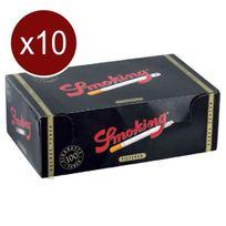 Smoking - Lot De 10 Btes De 100 Tubes Vides Deluxe
