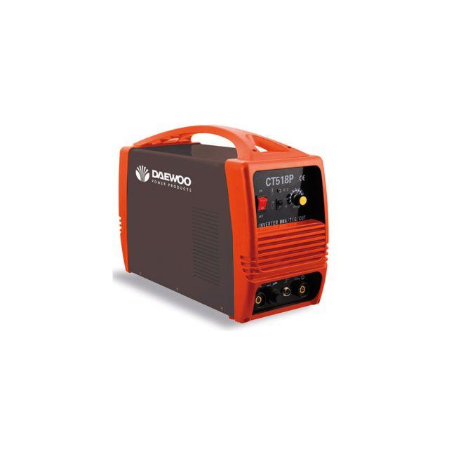 Daewoo - Poste à souder Inverter Plasma   Tig   Mma 3 fonctions 180A 5000 W  - Dwct518P - pas cher Achat   Vente Postes à souder à l arc - RueDuCommerce 804cdc24d91b