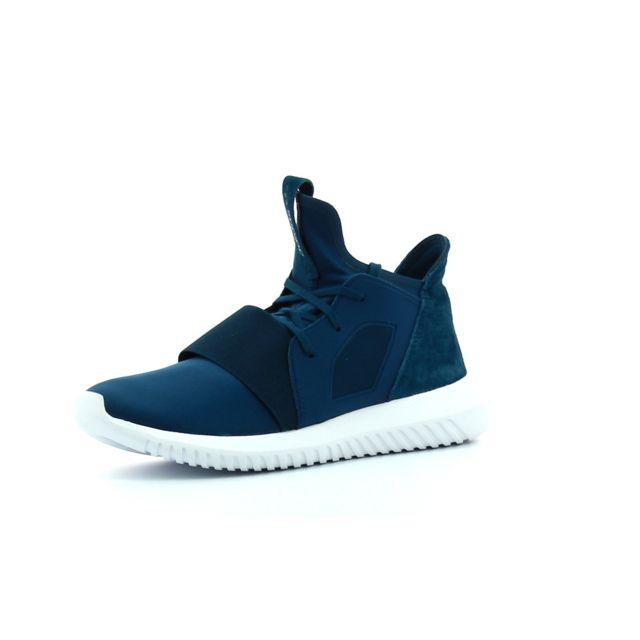 on sale 7e023 76e64 Adidas - chaussure tubular femme Originals Tubular Defiant - pas cher Achat    Vente Baskets femme - RueDuCommerce