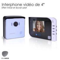 SecuriteGOODdeal - Interphone video Miroir 4